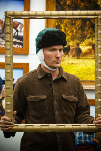 Vincent van Gogh Ear Costume