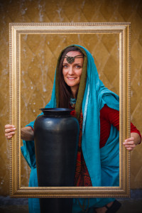 Woman by the Well costume