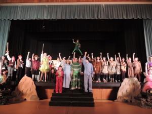 Peter Pan Cast