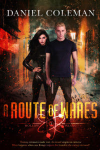 A Route of Wares urban fantasy series